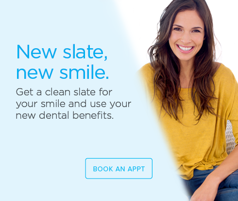 Memorial Modern Dentistry - New Year, New Dental Benefits