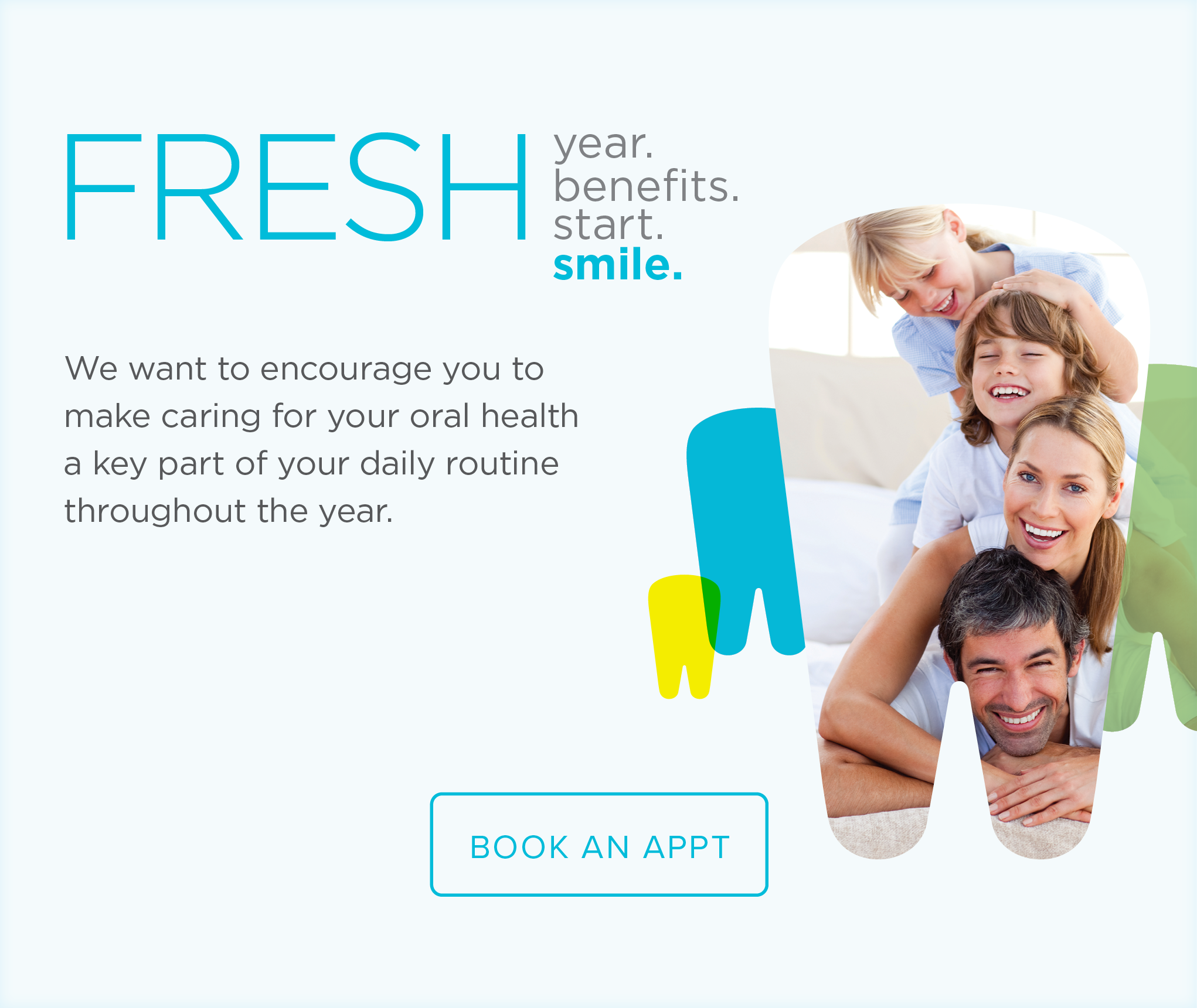 Briargrove Smiles Dentistry - Make the Most of Your Benefits