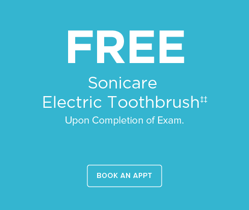 Sonicare Offer - Memorial Modern Dentistry